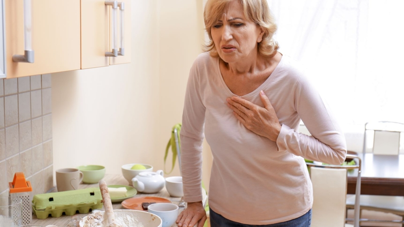 Zespół Kounisa - alergiczny zawał serca