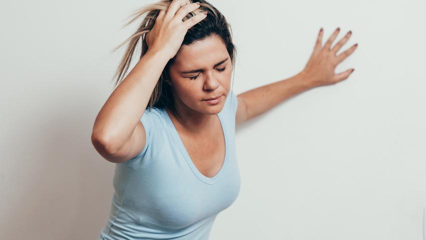 Choroba Meniera jest przycyzną zawrotów głowy