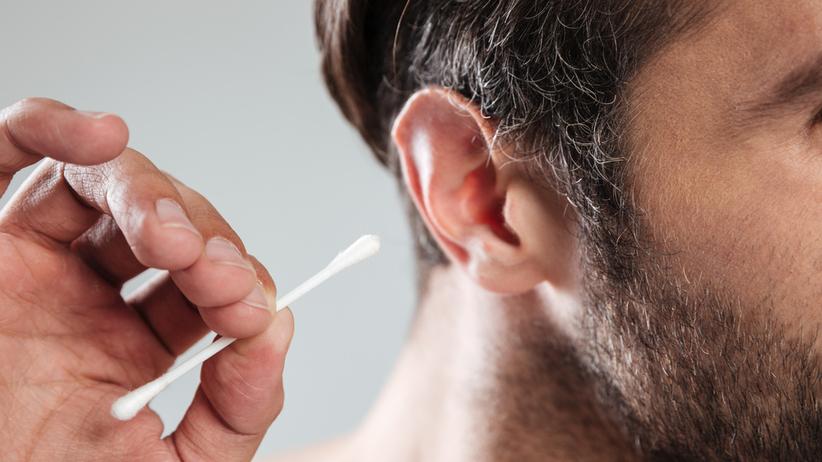 Patyczki kosmetyczne nie powinny służyć do czyszczenia uszu