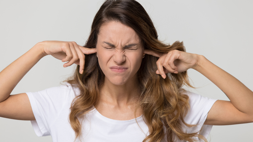 Szumy uszne mogą zaburzać normalne funkcjonowanie