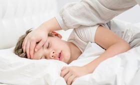 Zapalenie nagłośni jest stanem groźnym dla małych dzieci