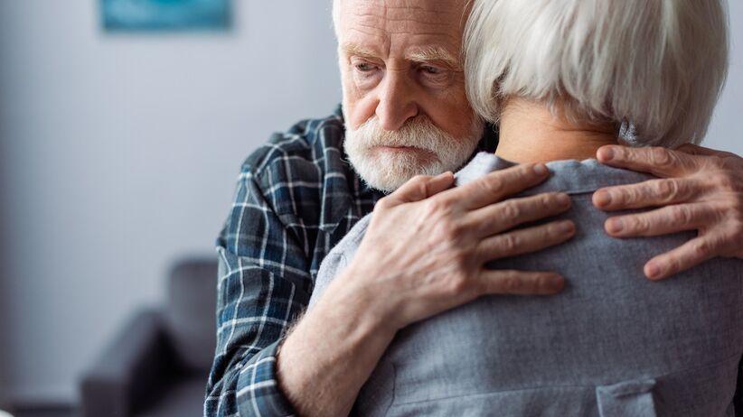 Anhedonia jako objaw demencji