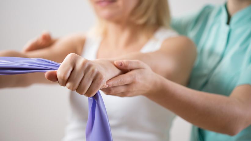 Dystrofia mięśniowa nazywana jest zanikiem mięśni