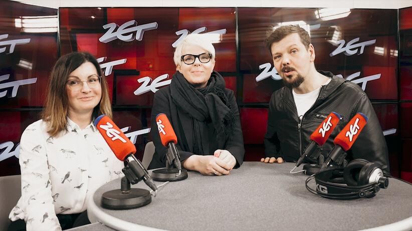 Karolina Korwin-Piotrowska w Radiu ZET