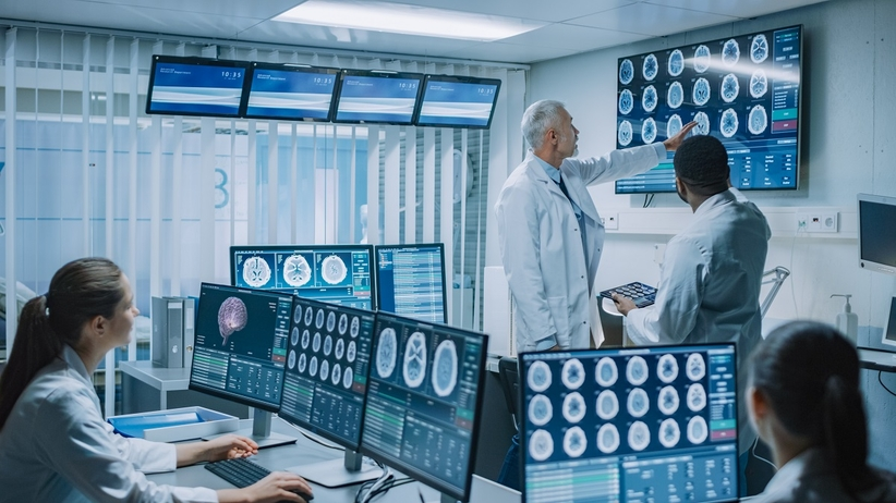 Koronawirusa niszczy mózg