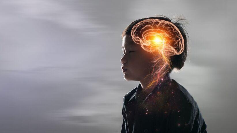 Badanie mózgu u osób niewidomych
