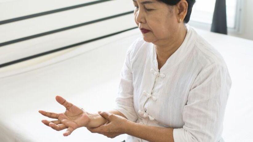 Pierwsze objawy Parkinsona