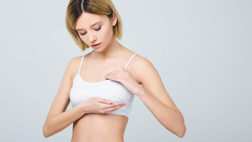 Gruczolakowłókniaki występują często u młodych kobiet