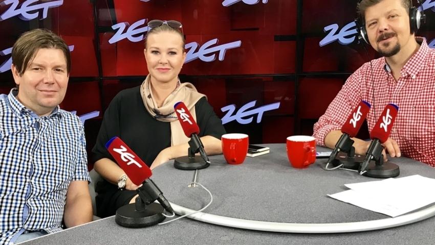 Czerniak: Karolina Hytrek-Prosiecka w Radiu ZET