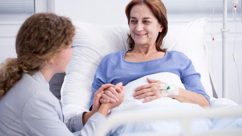Opieka paliatywna u osoby chorej na raka