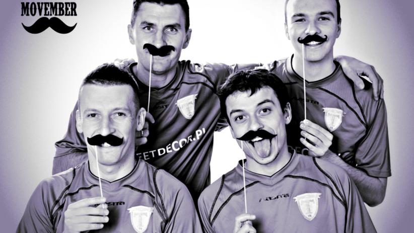 Zapuść wąsy i... sprawdź, jak się chronić przed męskimi nowotworami!