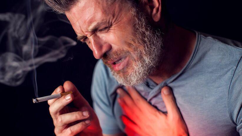 Rak krtani - nowotwór prawdziwego mężczyzny