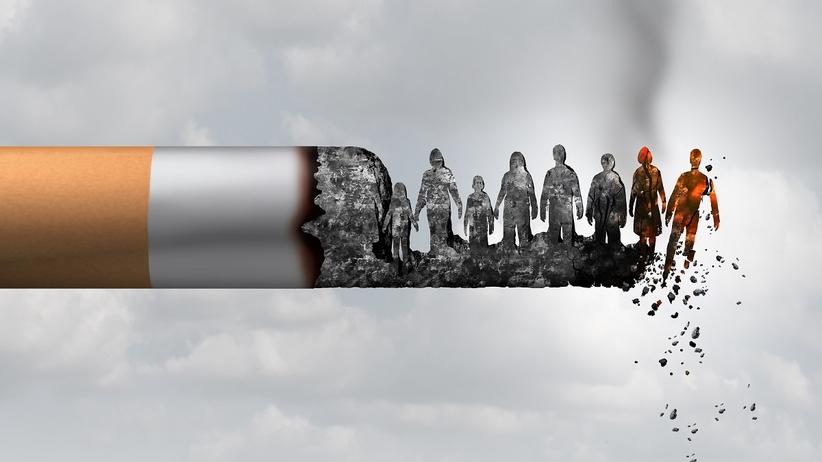 Palenie papierosów a nowotwory