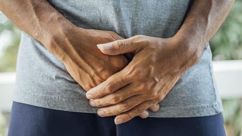 Rak pęcherza moczowego objawy