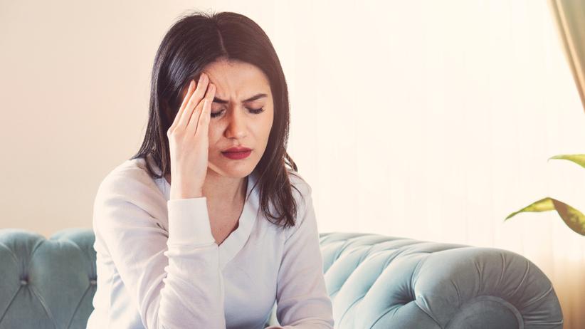 Ból głowy spowodowany oponiakiem mózgu