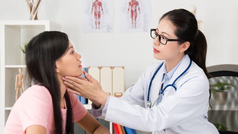 Rak tarczycy może byc związany z niektórymi czynnikami ryzyka