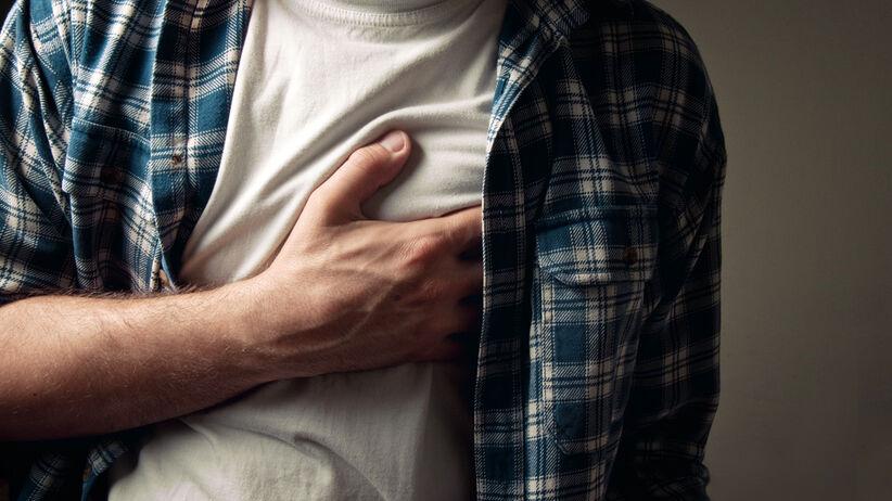 Rak serca to niezwykle rzadki nowotwór