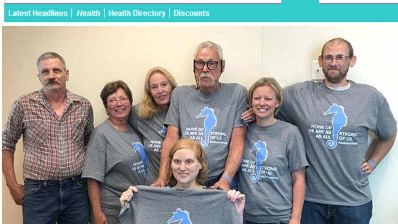 Z powodu rzadkiej mutacji genetycznej niemal wszyscy członkowie pewnej rodziny chorują na raka