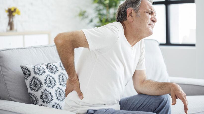 Ból kręgosłupa to objaw szpiczaka mnogiego