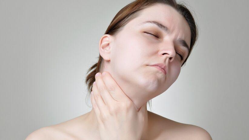 Wczesna objawy raka głowy i szyi. Nie przegap ich