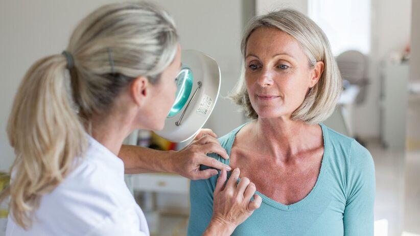 Wszystko, co warto wiedzieć o nowotworach skóry