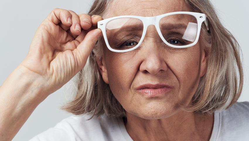 Starczowzroczność to wada wzroku występują u osób dojrzałych i seniorów