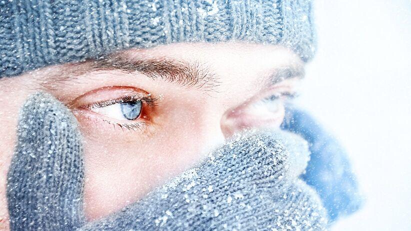 Zima a zdrowie oczu