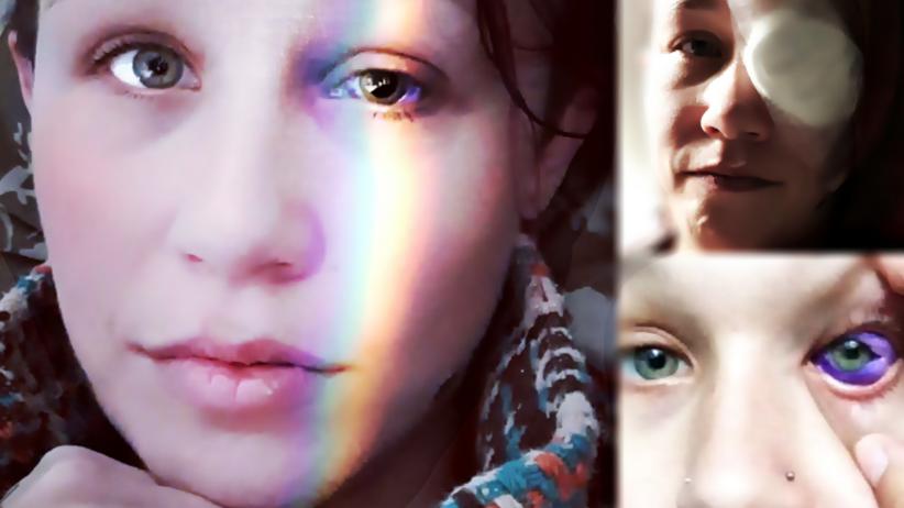 Tatuaż oka? Młoda kobieta może stracić wzrok po nietypowym zabiegu