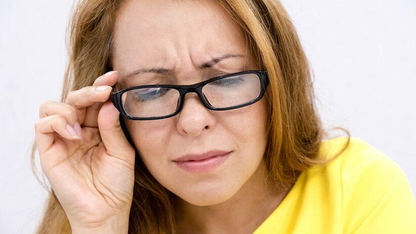 Objawy oczne, które wymagą pilnej wizyty u okulisty