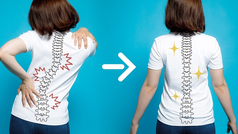 Ból kręgosłupa - jak go uniknąć?