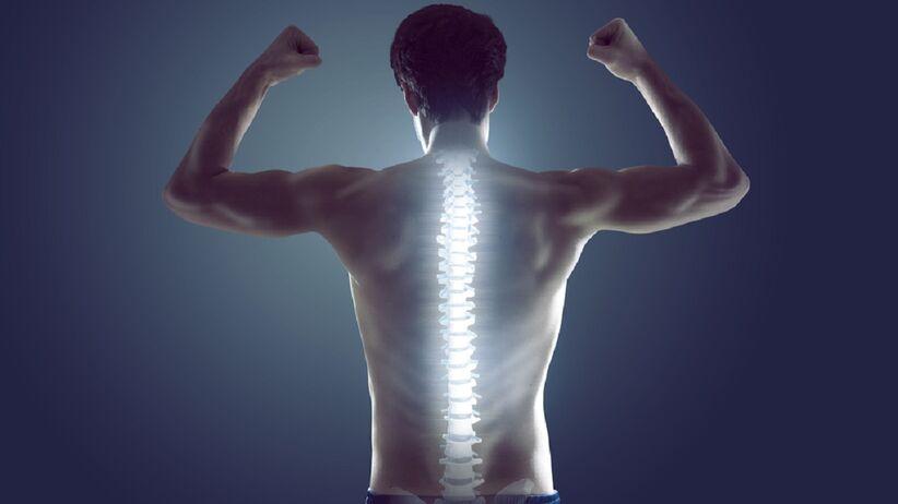 Ból kręgosłupa przyczyny