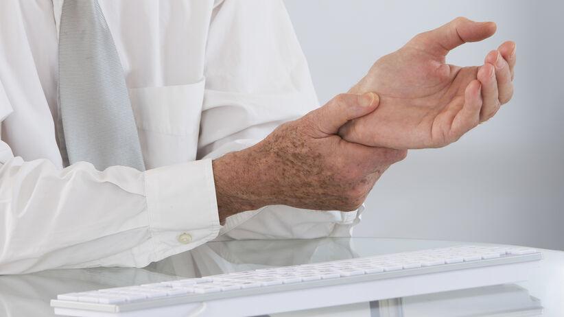 Ból nadgarstka