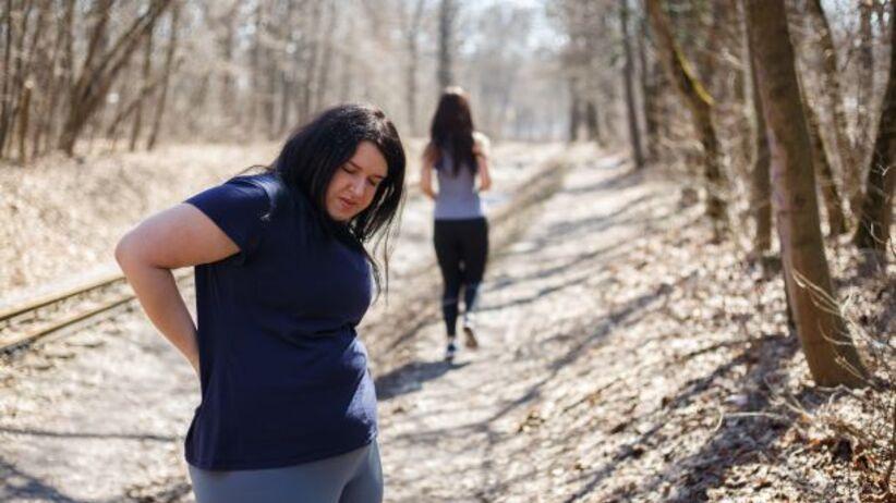 Nadwaga, otyłość a ból pleców