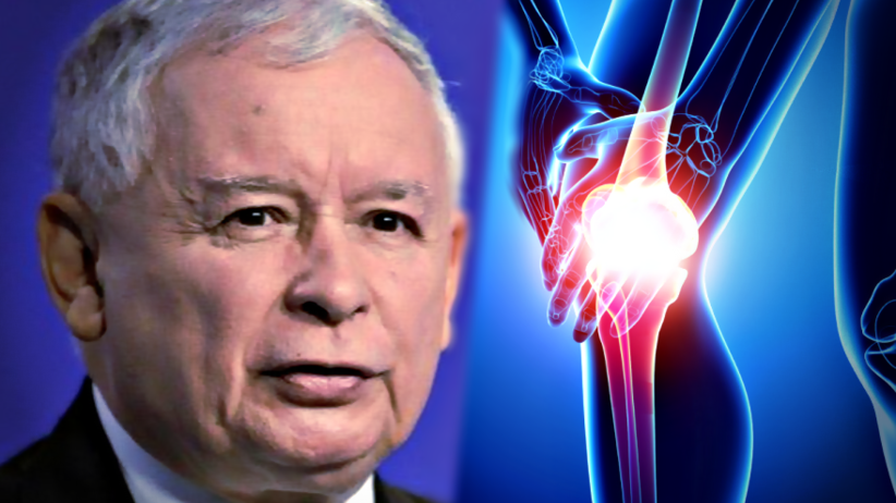Jarosław Kaczyński ma zwyrodnienie stawu kolanowego. Czeka go operacja?