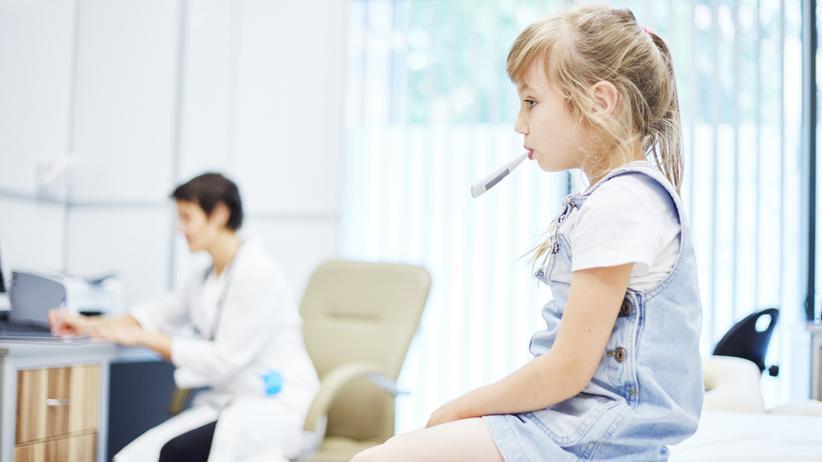 Choroba Kawasakiego dotyka głównie małych dzieci