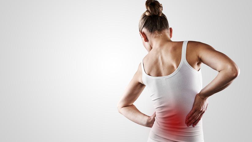 Znalezione obrazy dla zapytania kinesiotaping ból