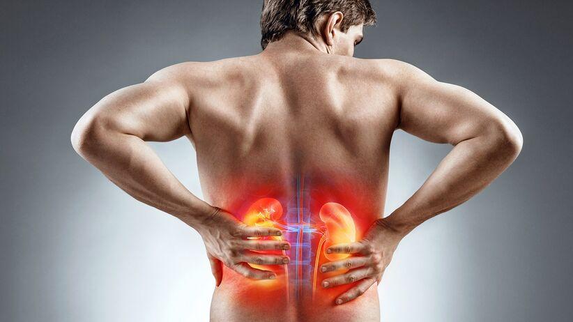 Chore nerki - 7 objawów