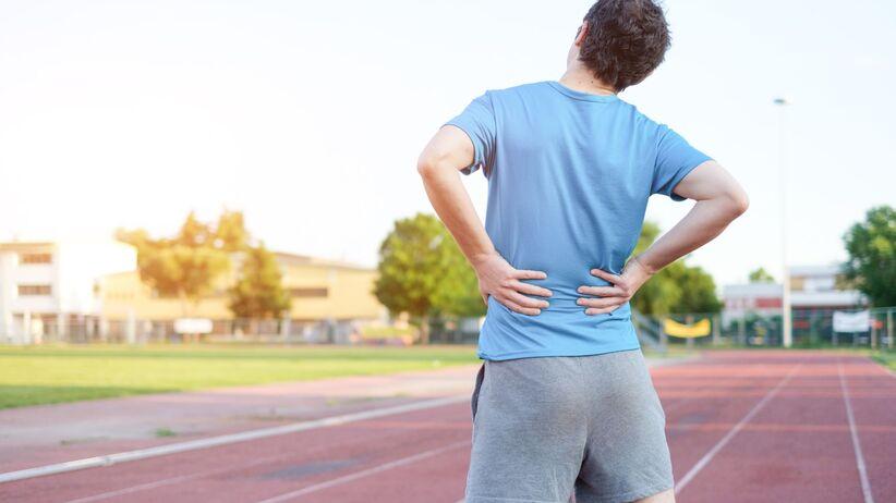 Ból nerek po treningu