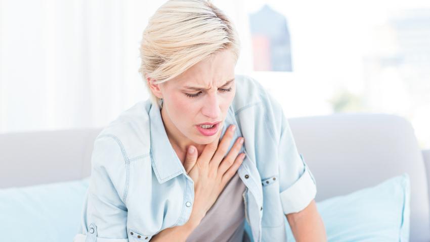 Niewydolność oddechową dzieli się na ostrą i przewlekłą