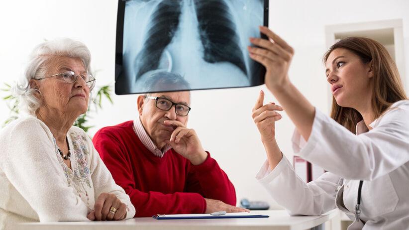Odma opłucnowa może zagrażać życiu człowieka