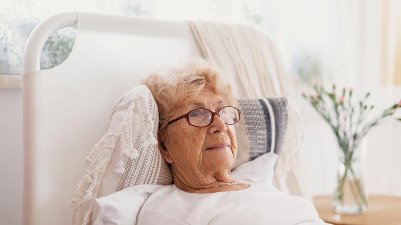 Zapalenie płuc u osób starszych