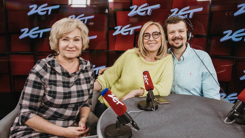 Choroba Leśniowskiego-Crohna: Agata Młynarska w Radiu ZET