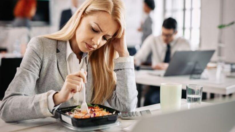 Mdłości po jedzeniu