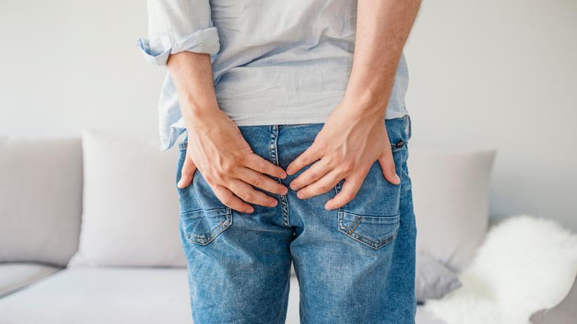 Nietrzymanie stolca może być efektem choroby