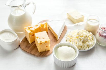 Uczulenie na mleko krowie nazywane jest skazą białkową