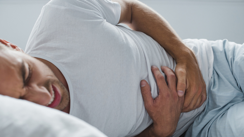 Pierwsze objawy wrzodów żołądka