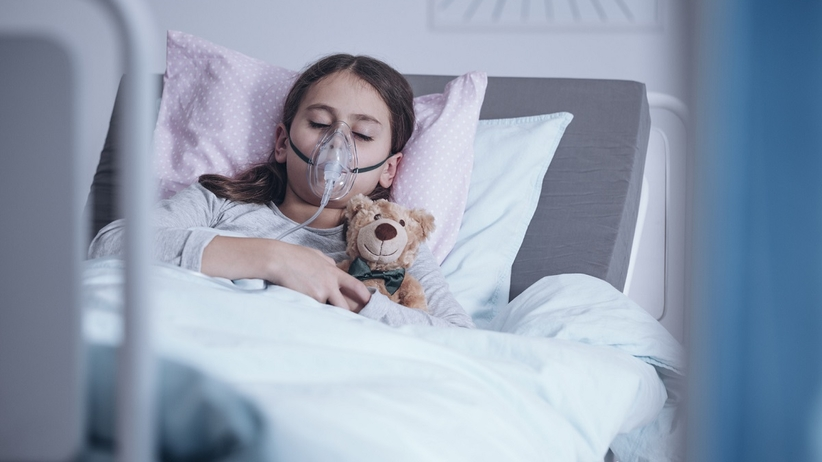 Zapalenie płuc u dzieci