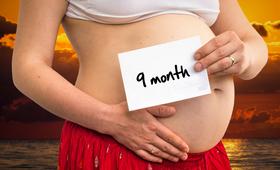 Tygodnie a miesiące ciąży
