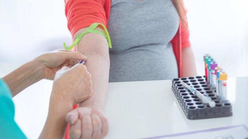 tsh w ciąży - badanie krwi
