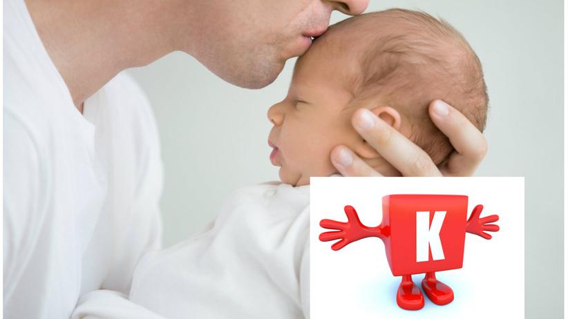 Witamina K jest ważna dla zdrowia noworodków